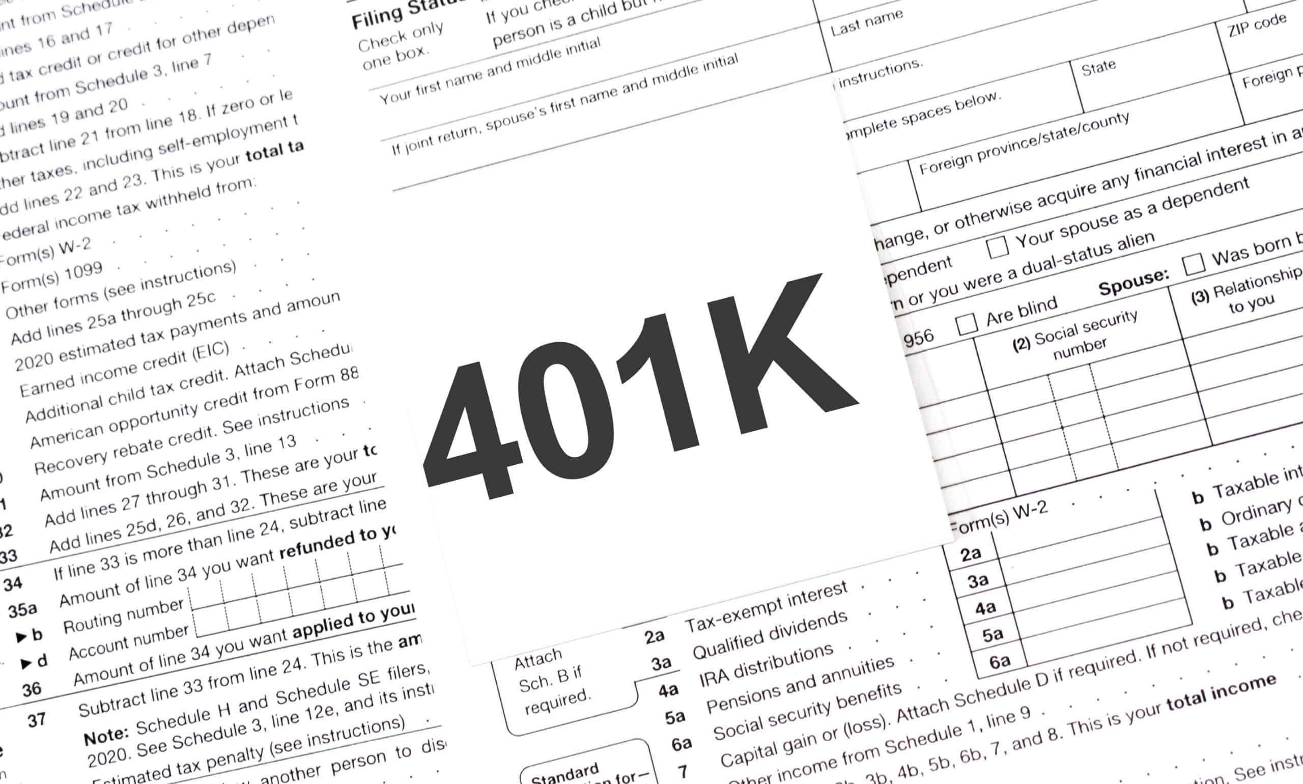 2021 Solo 401k Establishment Deadline